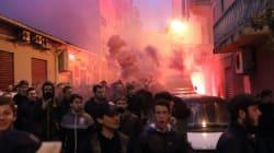 Nouvelle manifestation à Ajaccio après le saccage d'un lieu de culte