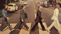 'Come Together' é a música dos Beatles mais ouvida no