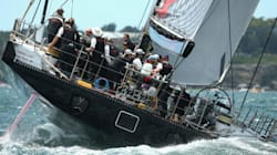 Crippled U.S. Yacht Comanche Set For Sydney To Hobart Line