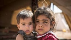 Iraq, il disegno preferito dei bambini siriani di