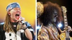 Et si les Guns N' Roses se