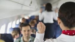 Cosa pensano veramente gli assistenti di volo quando ti stai