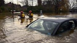 Britain Braces For Next Downpour As PM Pledges 'Complete