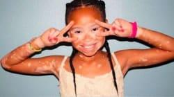April Star apenas tem apenas 10 anos e dá lição inspiradora de
