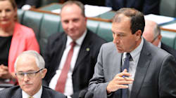 Mal Brough Stands Aside Pending Police