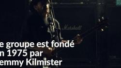 Motörhead, 40 ans, 22 albums et un pilier: Lemmy