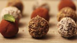 Une recette de truffes rapide et facile, parfaite pour les fêtes de fin