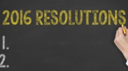 Life Changing New Year's Resolutions For