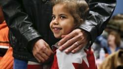 Le Canada a enfin accueilli 10 000 réfugiés