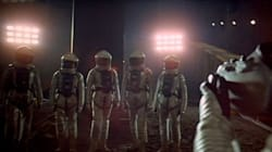 Stanley Kubrick Already Took Us Beyond Star Wars With