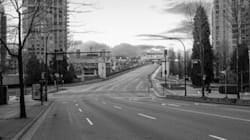 Vancouver's Streets Were Eerily Empty On Christmas