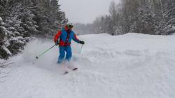 Ski et sports de neige: une tempête qui pourrait sauver la période des