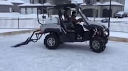 These Dads Built The Answer To The Bumpy DIY Ice Rink
