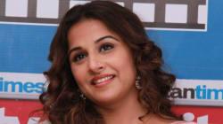 Actress Vidya Balan Hospitalised For Suspected Kidney