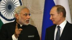 Modi-Putin Meet Signals New Dimensions For Indo-Russian
