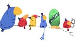 Google aussi attend 2016 avec