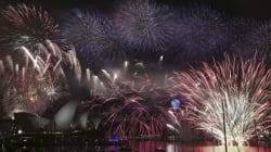 New Year's Eve Around Australia -- And Cheers To The Year