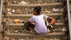 The Wrong Side Of The Tracks: Life At Kolkata's Dhakuria Railway Colony