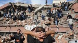 Deadly 7.2 Magnitude Earthquake Strikes