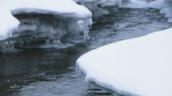 Body Of Man Who Fell Into Frozen B.C. River