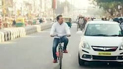This Is How Arvind Kejriwal's Ministers Went To Work On First Day Of Odd-Even