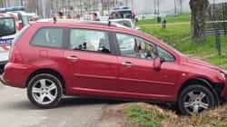 Valence: un homme fonce en voiture sur un militaire