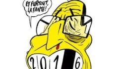 Les vœux de «Charlie Hebdo» pour