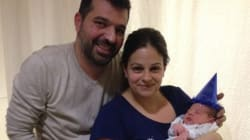 Montreal Baby Born 7 Seconds Past