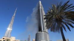 Le promoteur de l'hôtel incendié à Dubaï promet de le