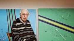Le peintre et sculpteur Marcel Barbeau est