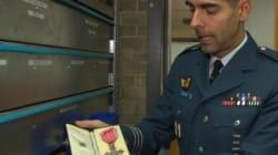 Préserver les médailles des militaires