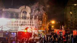 L'ambassade saoudienne en Iran incendiée après l'exécution d'un religieux