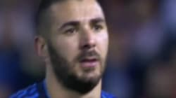 Quand les supporters adverses chambrent Benzema sur l'affaire