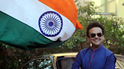 Adnan Sami Hoisted The Tricolour At His Home To Celebrate Indian