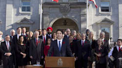 Trudeau's Cabinet Must Spill