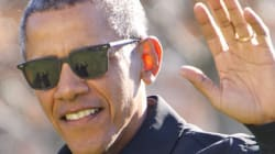 Obama Is Going Out