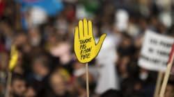 SOS Racisme manifeste contre le PS pour la première fois de son
