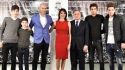 La photo très symbolique de la famille Zidane après la nomination du
