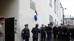 Un an après les attentats de janvier, des plaques à la mémoire des victimes