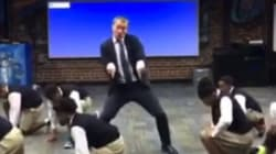 Ce prof de maths danse mieux que ses