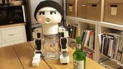 Ce robot pourra accompagner vos nuits d'ivresse (c'est sa seule