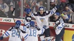 La Finlande remporte le Mondial de hockey