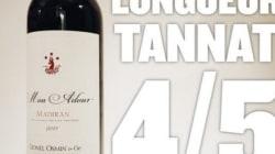 Les étiquettes de vins sous-estiment le taux