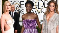 Golden Globes: les plus belles tenues du tapis rouge 2015