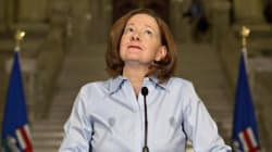 Alison Redford Is Officially Being Investigated,