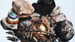 Restes humains, entre fragmentation et disparition : la superbe exposition de Mathieu Hénault à l'Usine