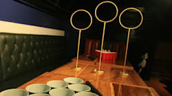 Quidditch Pong Is The Most Magical Option In Drinking