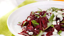 A Fall Favourite: Roasted Beet Salad With Blue Cheese