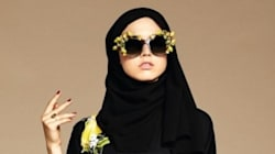 Dolce & Gabbana Introduces Line Of Hijabs And