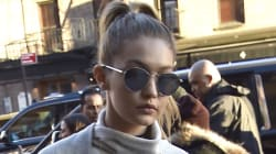Gigi Hadid Proves You Can Wear Cropped Pants In The